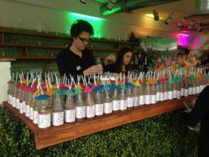 mobile cocktail bar bespoke cocktails