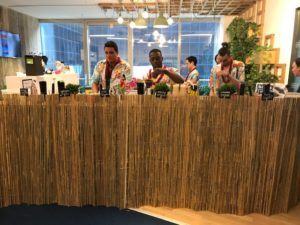 tiki bar hire for events